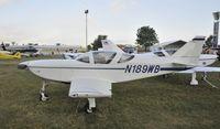 N189WB @ KOSH - Airventure 2012