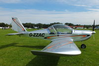 G-ZZAC @ EGBK - at the LAA Rally 2012, Sywell - by Chris Hall