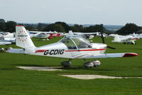 G-CDIG @ EGBK - at the LAA Rally 2012, Sywell - by Chris Hall