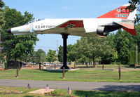 66-0286 - This Phantom is on display at the northern part of Veterans Park, Hamilton, NJ. - by Daniel L. Berek