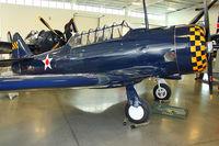 N512SE @ PAE - 1958 North American/victoria Mnt Lt AT-6A, c/n: JS 88-9421 ex Bu09906