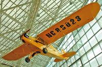 N88023 @ BFI - 1946 Piper J3C-65, c/n: 15641 in Museum of Flight at Seattle