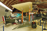 CF-QGL @ CYNJ - 1969 Royal Aircraft Factory SE-5A Replica, c/n: 002