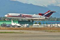 C-GQKF @ CYVR - Boeing 727-243, c/n: 21265 - by Terry Fletcher