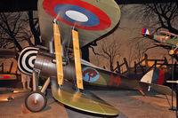 N6493U @ BFI - Nieuport NIEUPORT 28C-1, c/n: 6493 in Seattle Museum of Flight