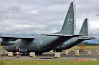 130324 @ CYXX - CAF Lockheed CC-130E Hercules, c/n: 382-4194 stored at Abbotsford - by Terry Fletcher