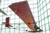 N178V @ BFI - 1930 Cessna CG-2, c/n: 50 in Seattle Museum of Flight