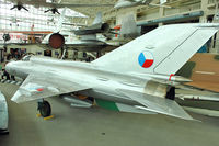 5411 @ BFI - Mikoyan-Gurevich MiG-21PFM, c/n: 94A5411 in Seattle Museum of Flight - by Terry Fletcher