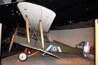 N910AV @ BFI - Davis Thomas C SE5A, c/n: 0010 in Seattle Museum of Flight