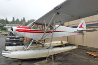 N9666P @ S60 - 1974 Piper PA-18-150, c/n: 18-7509011