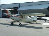 C-FUKC @ CZBB - 1947 Cessna 140, c/n: 12301 - by Terry Fletcher