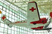 N115MF @ BFI - Beech C-54G, c/n: AF-253 at Seattle Museum of Flight