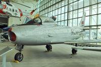 N8686F @ BFI - 1954 Canadair F-86E MK.6, c/n: 1153 in Seattle Museum of Flight