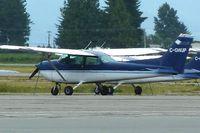 C-GWJP @ CYXX - 1973 Cessna 172M, c/n: 17261700