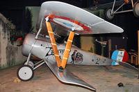 N24RL @ BFI - Ochs Ronald B NIEUPORT 24BIS, c/n: 127 in Seattle Museum of Flight