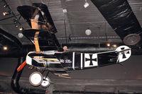N2203 @ BFI - 1972 Coughlin FOKKER OR-1, c/n: 535/17 in Seattle Museum of Flight