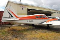 CF-NPZ @ CYNJ - 1958 Piper PA-23-160, c/n: 23-1357