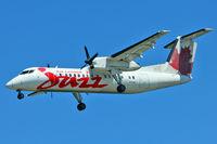 C-FJXZ @ CYVR - 1991 De Havilland Canada DHC-8-311, c/n: 264