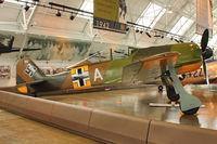 N19027 @ PAE - Focke Wulf Fw-190A-5/U3, c/n: 0151227 with Paul Allen Warbirds