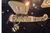 N7557U @ BFI - 1969 Fokker D-VIII, c/n: 545/18 at Seattle Museum of Flight