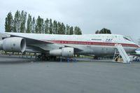 N7470 @ BFI - 1969 Boeing 747-121, c/n: 20235 at Seattle Museum of Flight