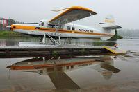 N90422 @ S60 - 1955 Dehavilland DHC-3, c/n: 152 ex USAF 55-3296