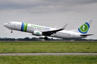 PH-HSB @ EHAM - Transavia - by Jan Lefers