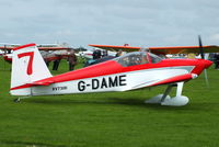 G-DAME @ EGBK - at the LAA Rally 2012, Sywell - by Chris Hall