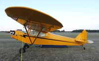 CF-EGQ @ KOSH - Piper L-4B - by Mark Pasqualino
