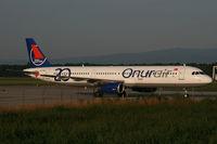 TC-OAL @ LOWG - Onur Air A321-231 - by Stefan Mager - Spotterteam Graz