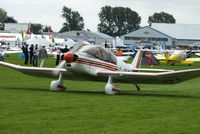 G-BIOI @ EGBK - at the LAA Rally 2012, Sywell - by Chris Hall