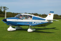 D-EGCC @ EGBK - at the LAA Rally 2012, Sywell - by Chris Hall