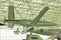 N626BL @ BFI - 1980 Lear Fan Limited LF 2100, c/n: E001 in Seattle Museum of Flight