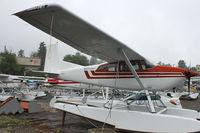 N1102G @ S60 - 1977 Cessna A185F, c/n: 18503521