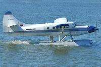 C-FHAS @ CYHC - 1960 Dehavilland DHC-3, c/n: 382
