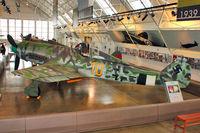 N190D @ PAE - 1974 Focke Wulf TA-152, c/n: 174013 with Paul Allen Warbirds