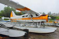 N9766Z @ S60 - 1953 Dehavilland BEAVER DHC-2 MK.1, c/n: 504 ex USAF 52-6121 - by Terry Fletcher