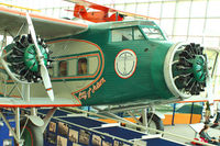 N224M @ BFI - Boeing 80A-1, c/n: 1082 at Seattle Museum of Flight