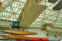 N1916L @ BFI - 1966 Boeing B &W, c/n: Replica in Seattle Museum of Flight