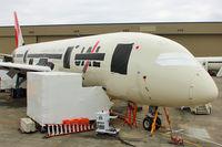 JA823J @ PAE - 2011 Boeing B787-846, c/n: 34833 stored at Everett