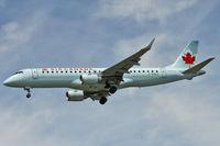 C-FHKS @ CYVR - 2007 Embraer ERJ 190-100 IGW, c/n: 19000064 - by Terry Fletcher