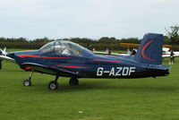 G-AZOF @ EGBK - at the at the LAA Rally 2012, Sywell - by Chris Hall
