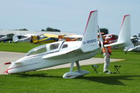 G-BXDO @ EGBK - at the at the LAA Rally 2012, Sywell - by Chris Hall