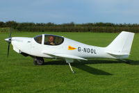 G-NDOL @ EGBK - at the at the LAA Rally 2012, Sywell - by Chris Hall