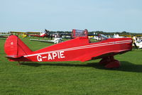 G-APIE @ EGBK - at the at the LAA Rally 2012, Sywell - by Chris Hall