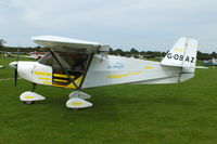 G-OBAZ @ EGBK - at the at the LAA Rally 2012, Sywell - by Chris Hall