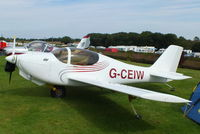 G-CEIW @ EGBK - at the at the LAA Rally 2012, Sywell - by Chris Hall
