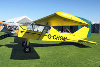 G-CHGM @ EGBK - 2012 Light Aircraft Association (LAA) Rally at Sywell UK