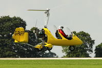 G-PAFF @ EGBK - 2012 Light Aircraft Association (LAA) Rally at Sywell UK - by Terry Fletcher