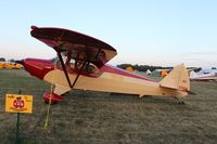 N2755M @ KOSH - Piper PA-12